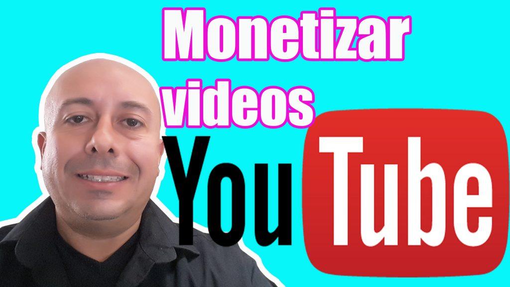 Como monetizar tus vídeos para ganar dinero en YouTube